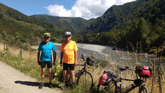 Gavin & Keith - Wangapeka River